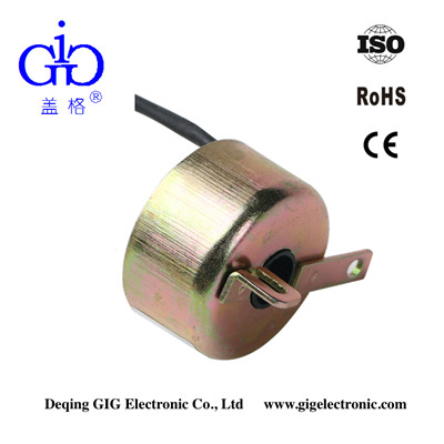 Round DC immunity Metal Shield 1:2500 Current Transformer