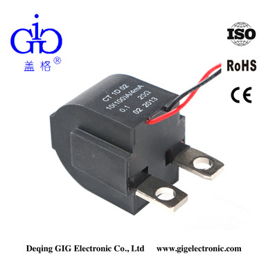 Easy Assembly DC immunity 10-100A Current Transformer
