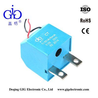 High Precision Easy For Installation Linear Output Mini Current Transformer