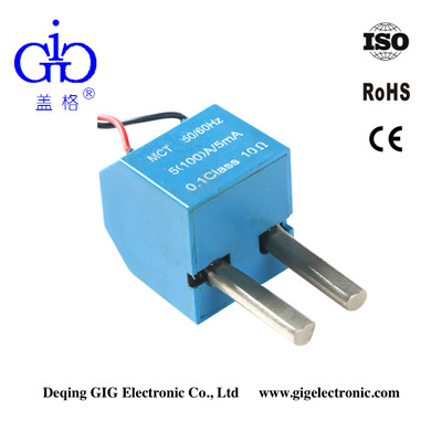 Small Volume Light weight Easy To Be Fixed  Mini Current Transformer