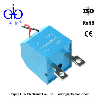 Delicate Appearance Reliable Performance Epoxy Sealing Current Transformer