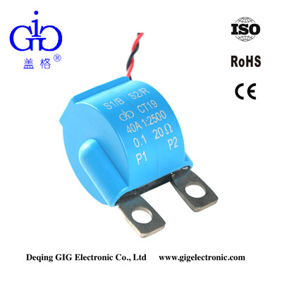 Small Size High Precision Strong Voltage Isolation Ability Current Transformer