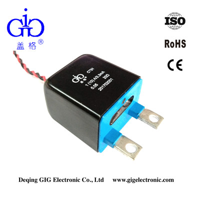 1 (10) A/3.3mA High Sensitivity Square Type Current Transformer