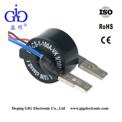 Power Meter Use Delicate Appearance 1:2500 Current Transformer