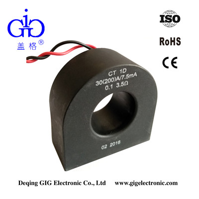 High Accuracy Easy For Installation ABS casing Mini Current Transformer