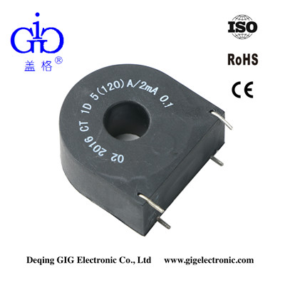 Space Saving Design ROHS Compliance Quick connection to PCB Current Transformer
