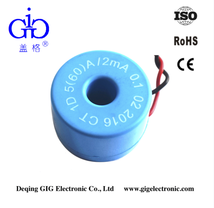 High Precision Strong Voltage Isolation Ability Delicate Appearance  Current Transformer