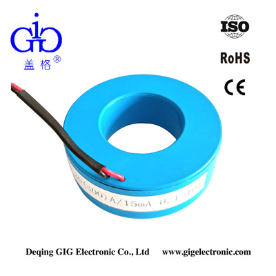 Encapsulated with epoxy resin Easy To Assemble High Accuracy Current Transformer
