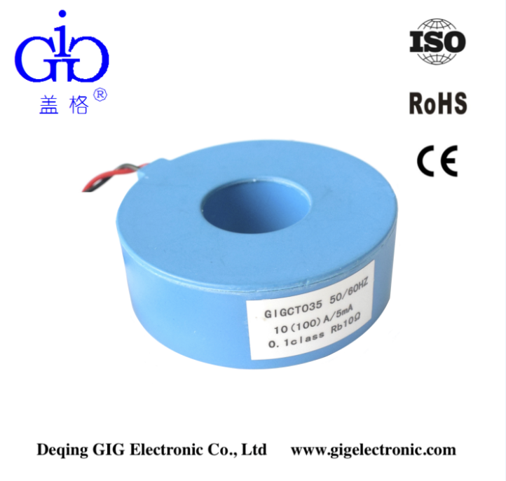 Environmental Protection Material Reliable Performance Power Meter Use Current Sensor