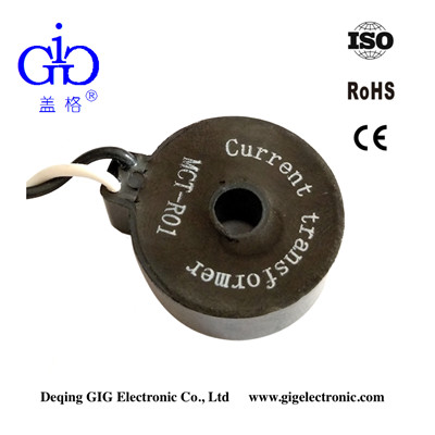 10-years Quality Guarantee Flexible mounting method Encapsulated Power Current Transformer