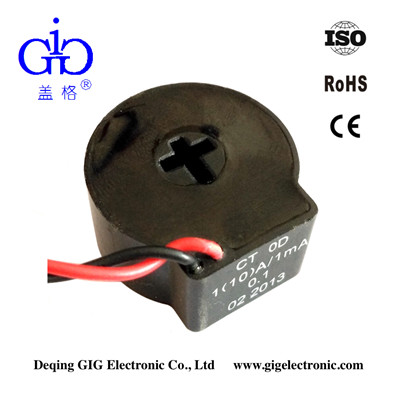 Adopted High Permeability Core Flexible wires Instrument Use Current Transformer