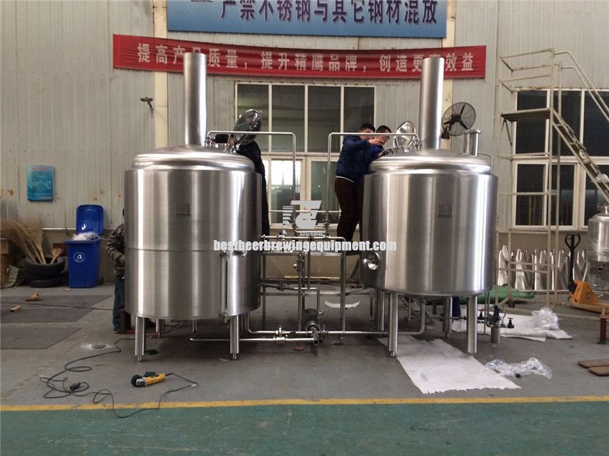 10HL Brewery systems