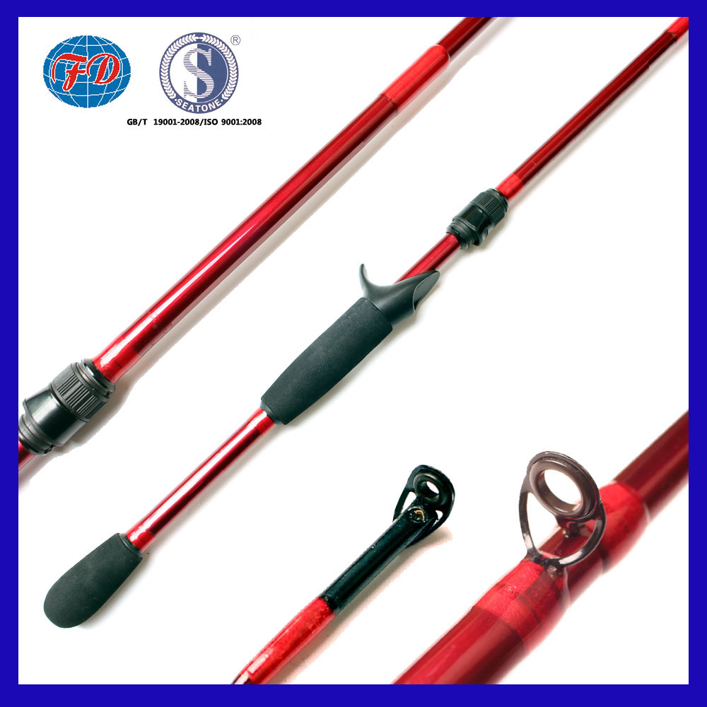 FD014 Hot Selling 2.13m 1.98m IM7 blank fishing rod manufacturer
