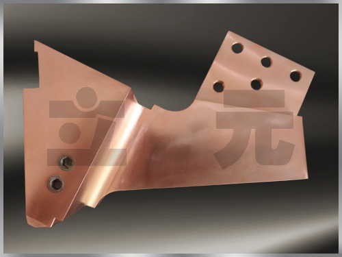 Precision lost wax cast red copper casting parts manufacturer