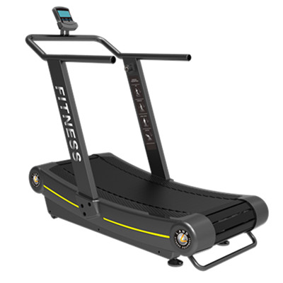 Second Hand Gym Fitness Machine/Gym Equipment/Curve Treadmill