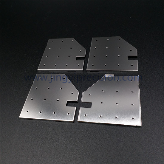 Surface mount emi shielding frame