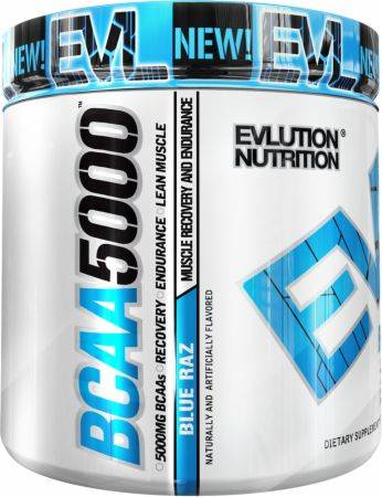 BCAA 5000 EVLUTION NUTRITION