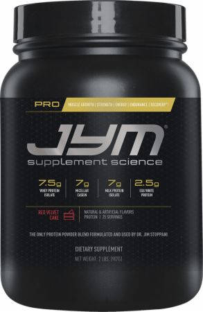 Pro JYM Supplement Science