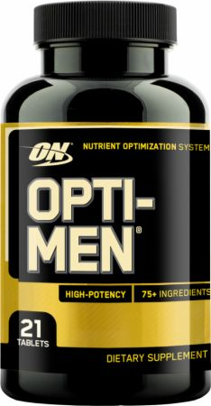 Optimum Nutrition Opti-Men Whey Protein (12 Tablets)