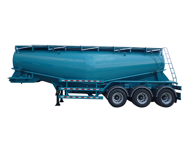 hot sell V shape 30cbm Dry Bulk Tanker with tri-axle