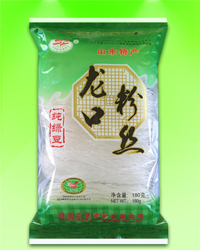 180G Baked vermicelli vermicelli noondle/ bean vermicelli OEM accept