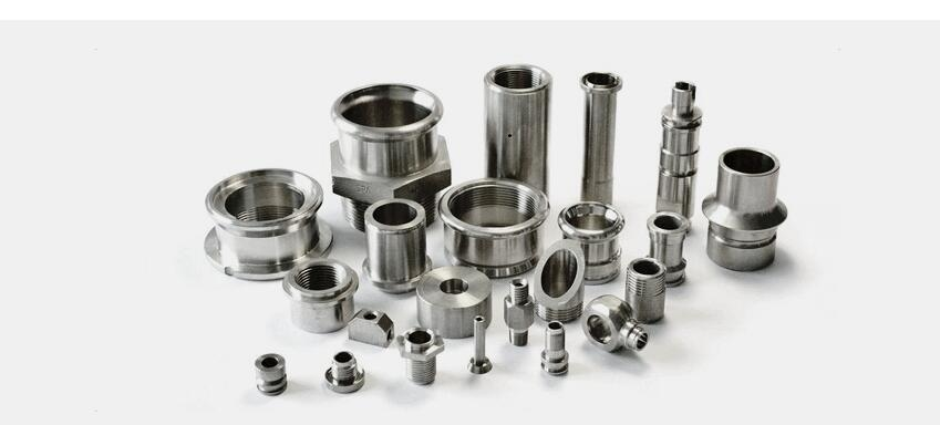 Give these over pipe &tube fittings a try, you will be amaz