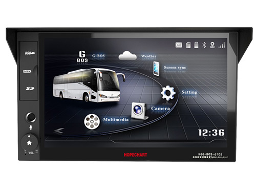 2DIN Android Head Unit
