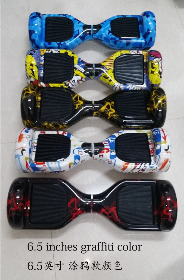 Cheap Classic 6.5inch hoverboard for sale with CE/ROHS/EMC//SGS