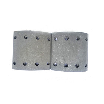 Wholesale truck parts sinotruk howo brake lining