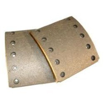 Factory price DAF spare parts brake lining brake pad