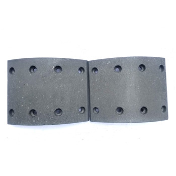 High quality more running ceramic asbestos free brake lining for truck