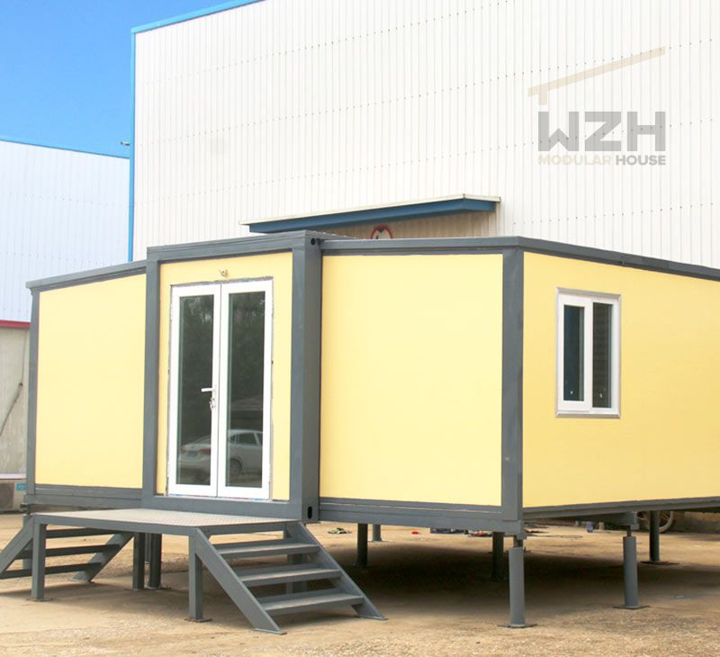 Quick build High Quality Expandable House 20ft Container Office