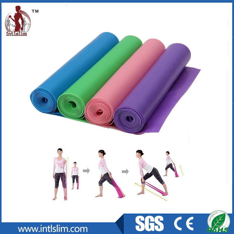 Yoga Stretch Resistance Exercise Band