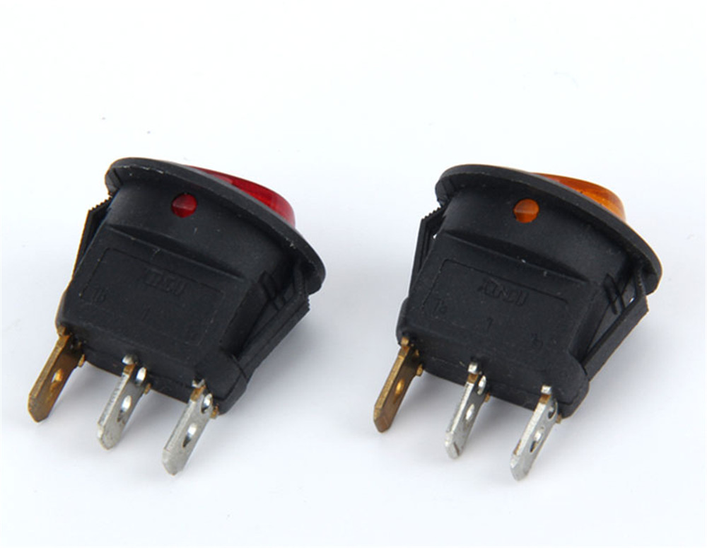 Rocker Switch KCD1 color switch