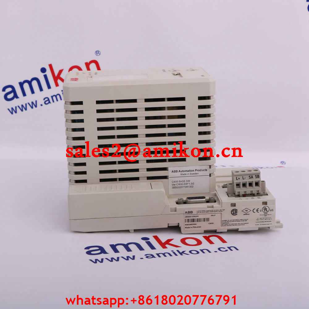 ABB NTCF02 Termination Unit - Optic to Electronic