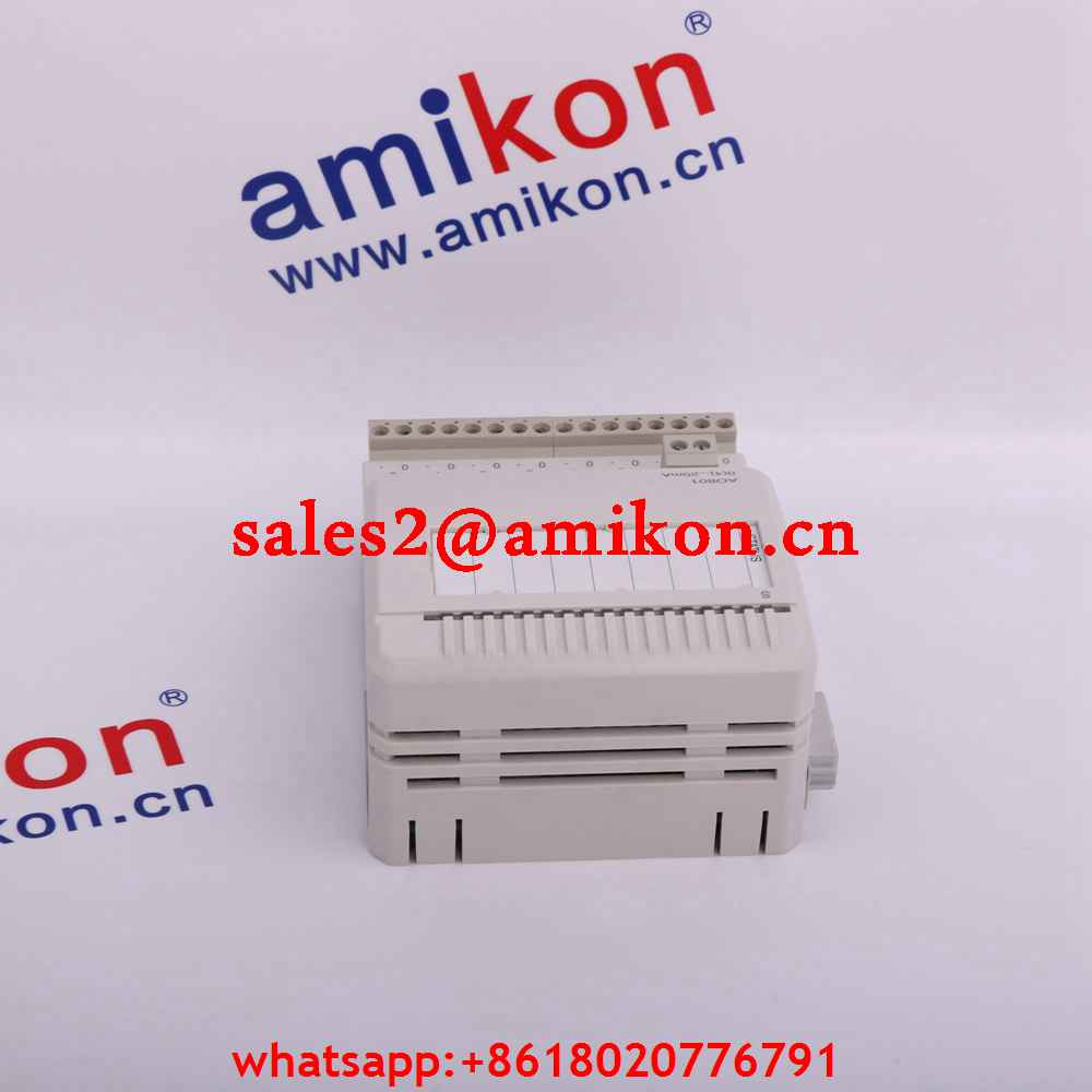 ABB NTAI05 Analog Input Termination Unit