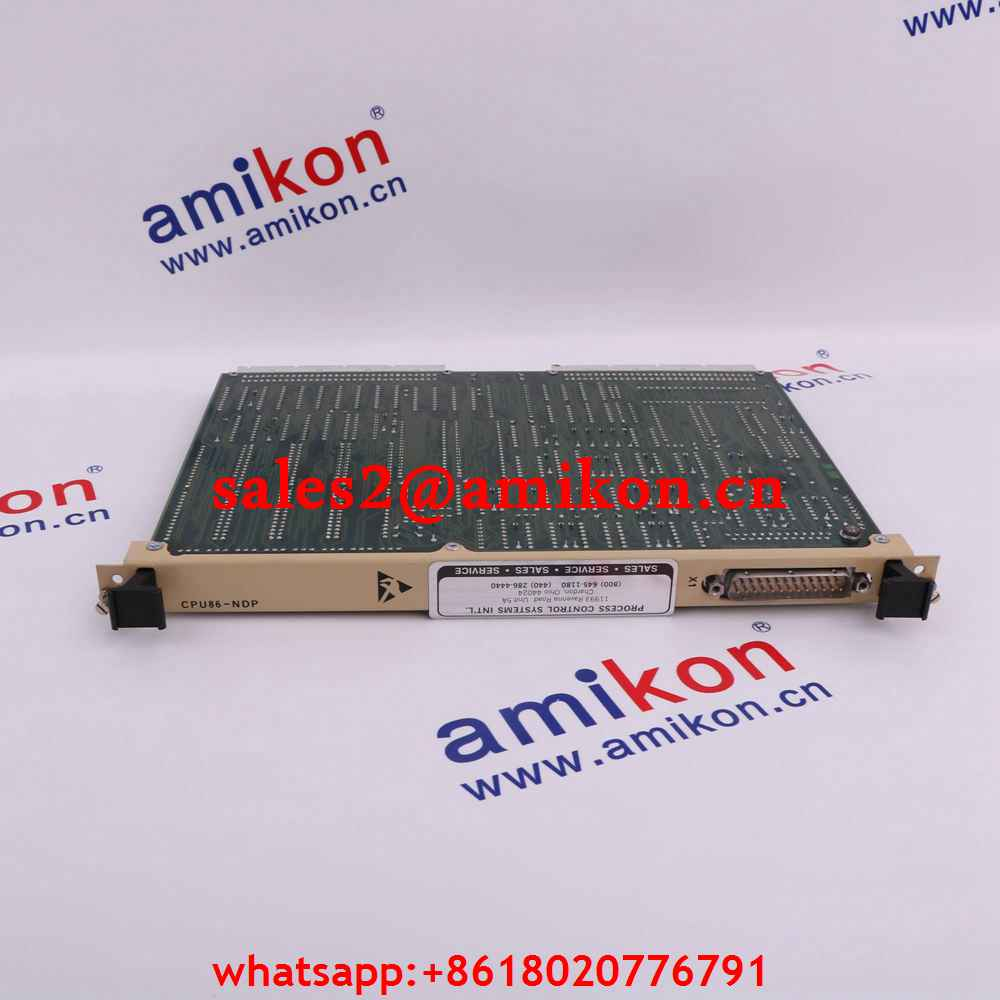 ABB NTCF23 Fiber Optic Communication Termination Unit