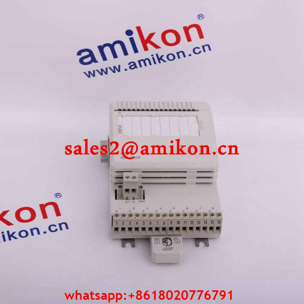 ABB NTMU01 Termination Mounting Unit