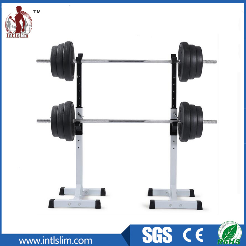 Weight Lifting Barbell Rack