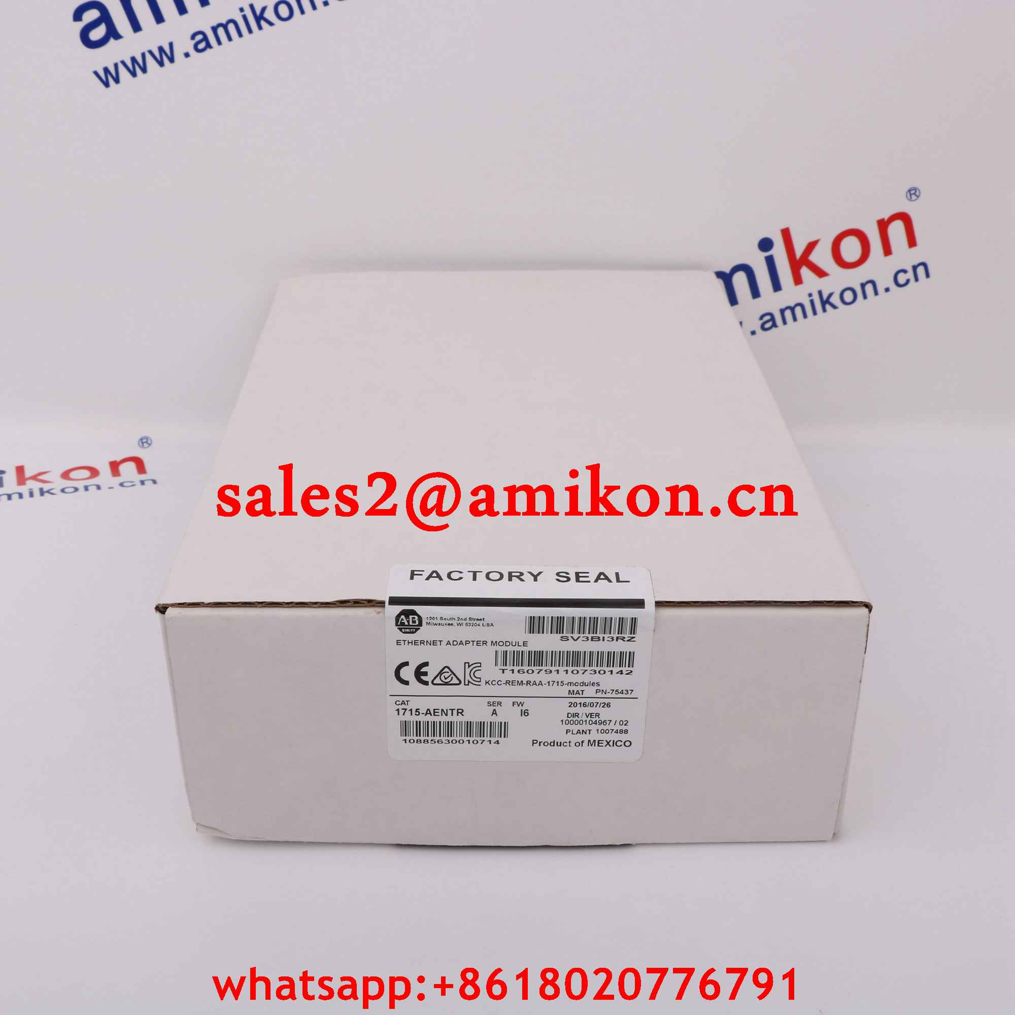 NEW SEALED AB 1794-IB32   PLC DCS Module In Box