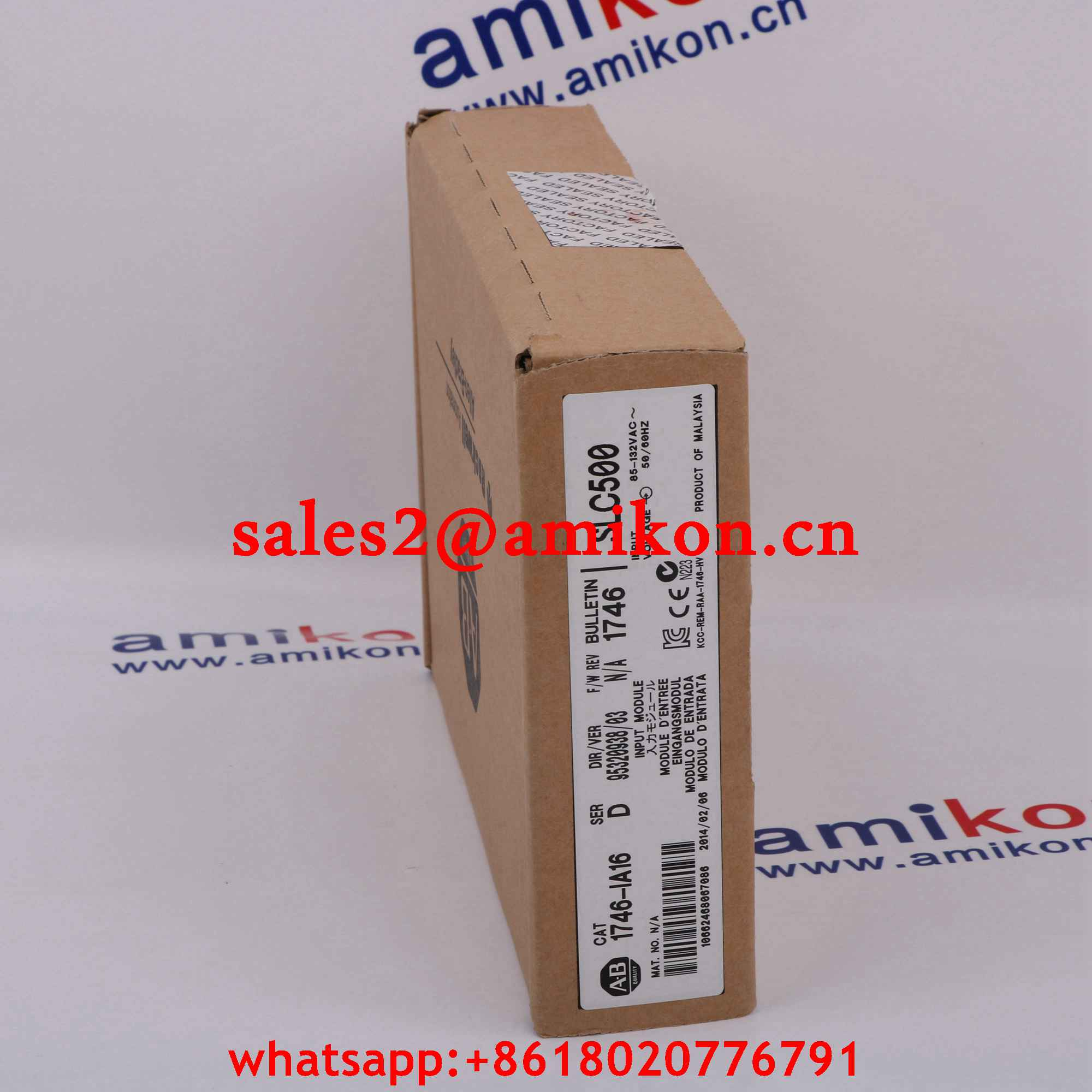 NEW SEALED ABB 64535943 AIMA-01C PLC DCS Module In Box