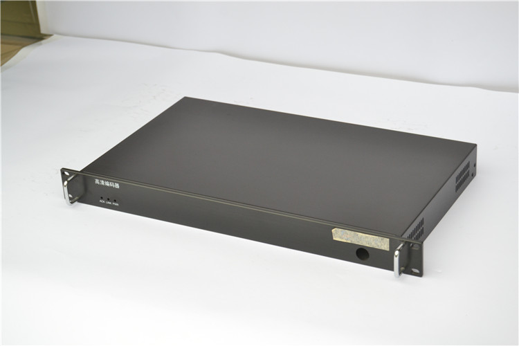 2u LCD metal rackmount computer case micro atx chassis
