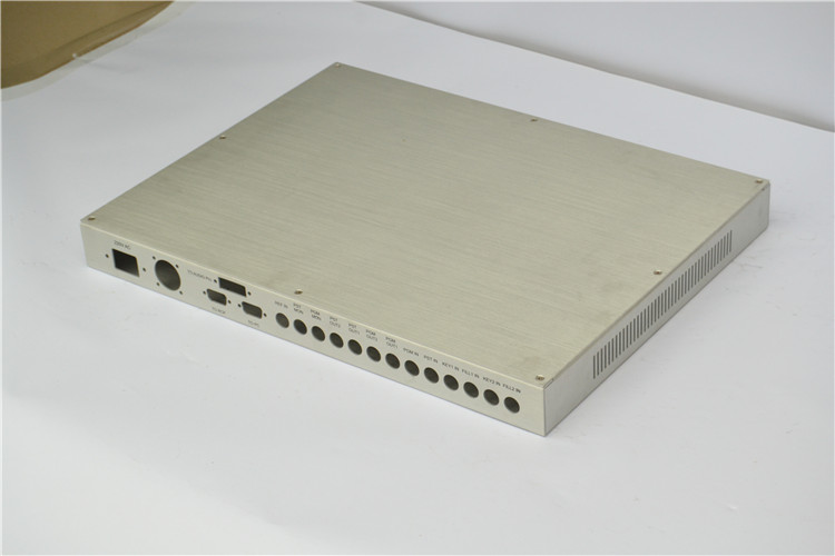 1U 19 inch rackmount server case pc case Chassis supplier