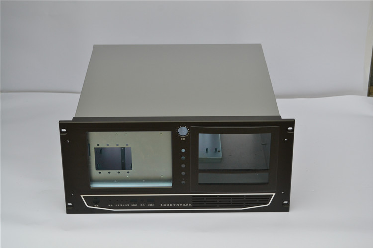 4U ALL-IN-ONE Workstations Type computer case/ IPC case chassis