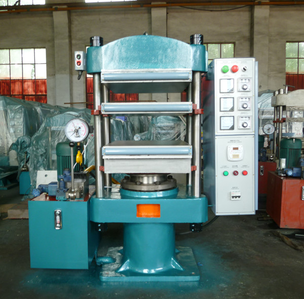 Flat Vulcanizing Machine/Rubber Hot Press Molding Machine