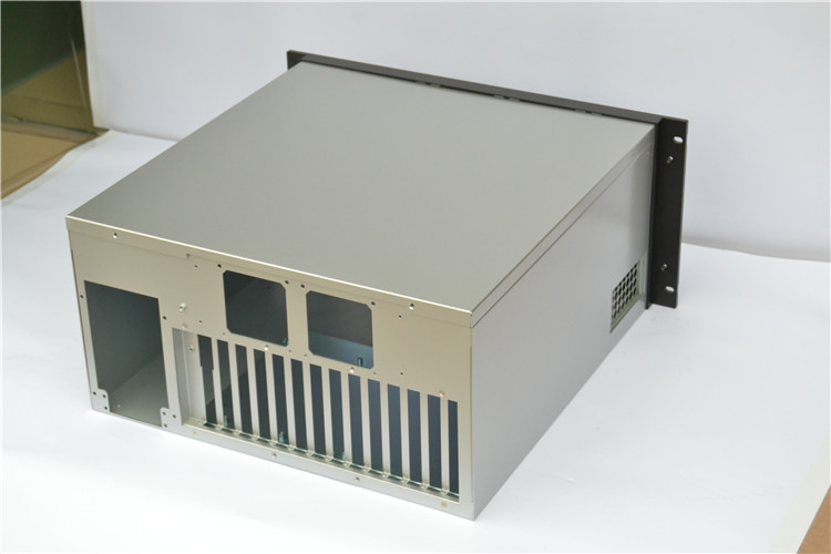 4U 19 inch rackmount industrial chassis/big data Storage/Application servers/Security system server case