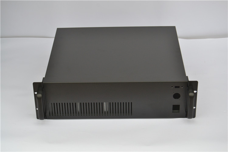 4u 4GPUs slots workstation integration industrial rackmount chassis
