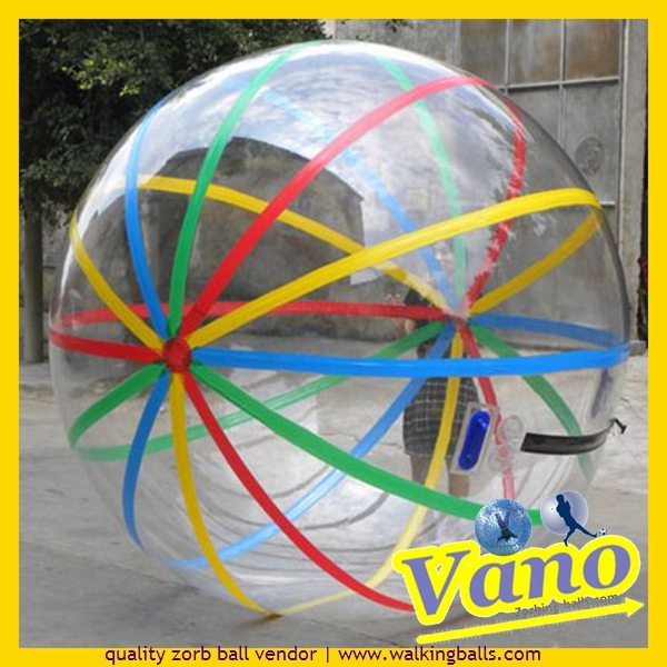 Water Roller Inflatable Wheel Roller Bubble Water Walker Zorbing Roll Ball Vano Inflatables - WaterRollers.com