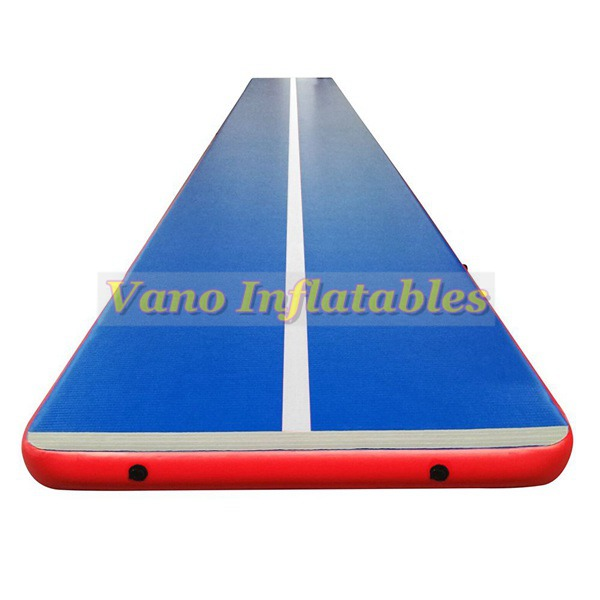 Air Track Gymnastics Mat Airtrack Factory Tumble Track Gym Air Mats Vano Inflatables Limited |