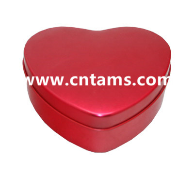 Tam's Heart-shaped Tin